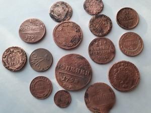 Новая коллекция монет